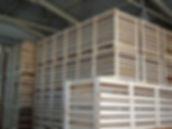 ξύλινα κιβώτια σκελετοκιβώτια