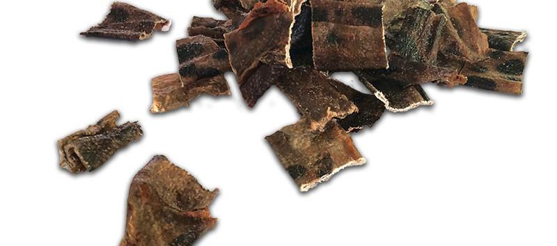 Τσιπσάκια Δέρμα Λυκόψαρου