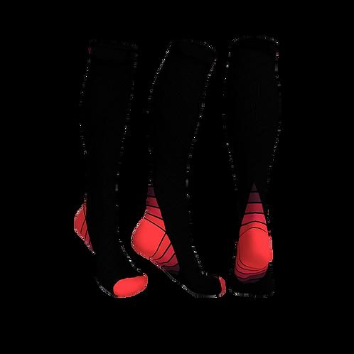 Kaysis Gear™ Sport Compression Socks for Men & Women 20-30 mmHg - Athletic Fit