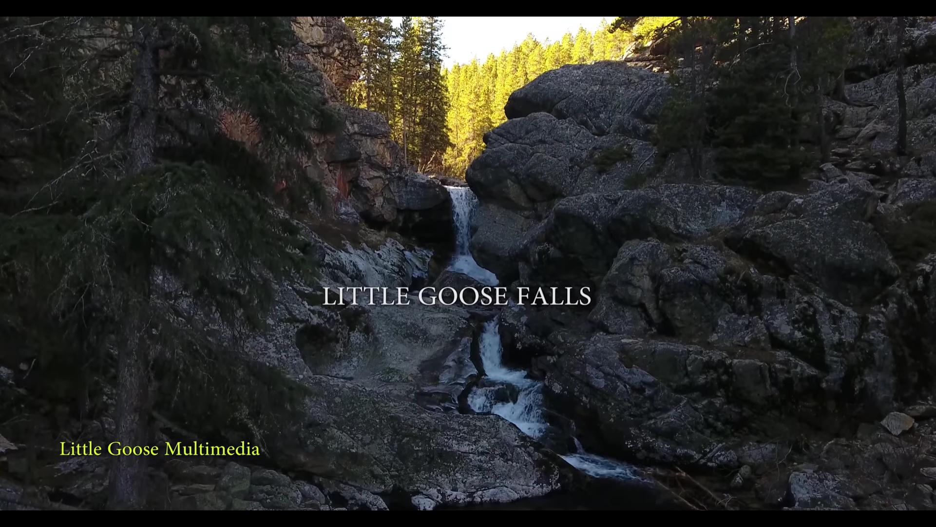 Little Goose Falls