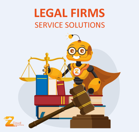 How Can ZCloud Consultancy Help to Develop Law Firms' Business?