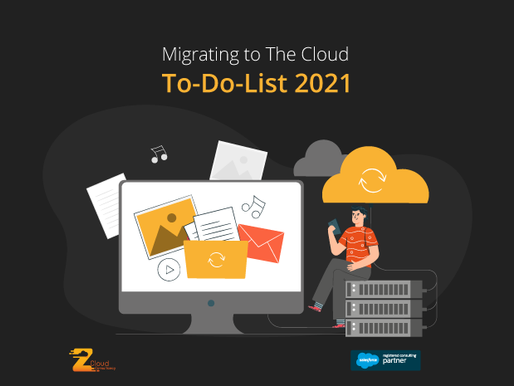 Migrating to The Cloud To-Do-List 2021