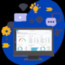 community cloud dashboard