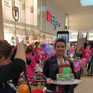 celebrity baker for cupcakes for cancer