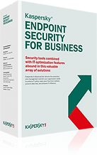 Kasperksy Endpoint Security for Business