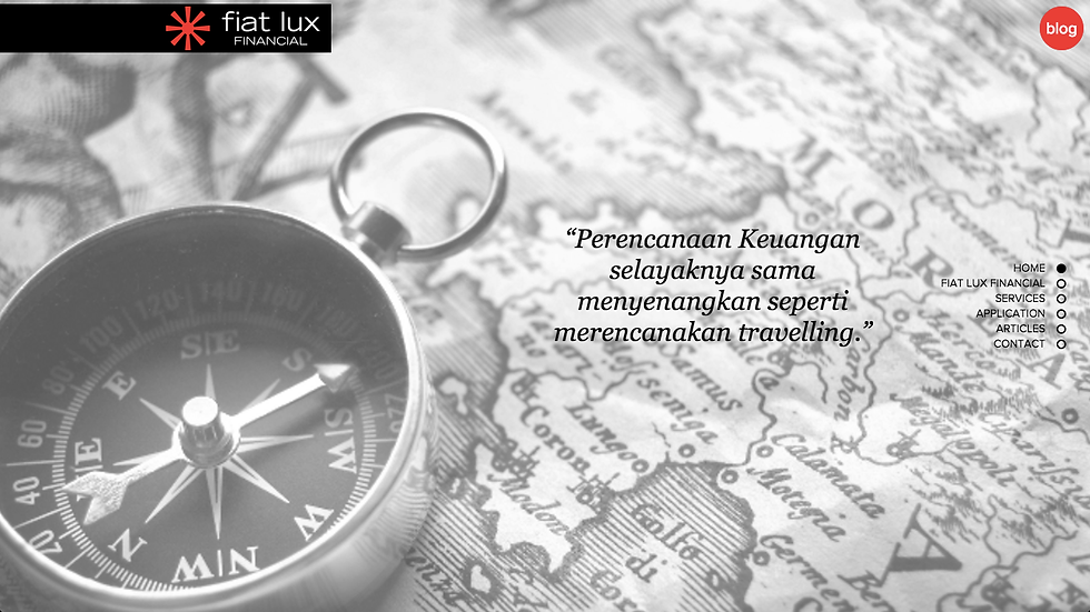 Perencanaan keuangan selayaknya sama menyenangkan seperti merencanaka travelling
