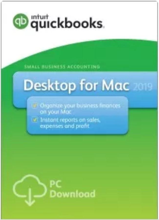 QuickBooks 2019 for Mac