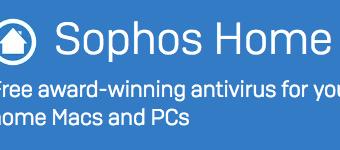 Sophos Home: Antivirus GRATIS!