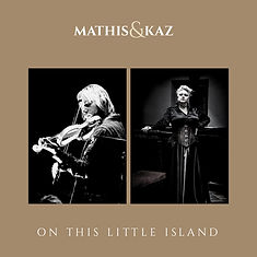 Cover_Mathis&Kaz_On This Little Island_1