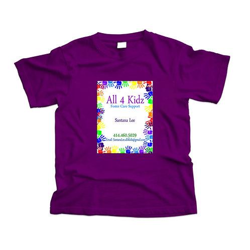 All 4 Kidz T-Shirts