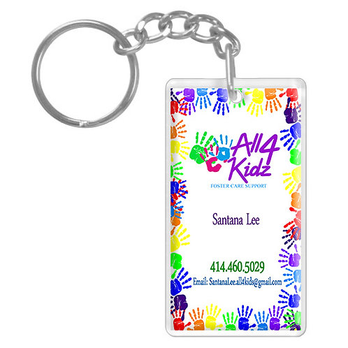 All 4 Kidz Key Chain