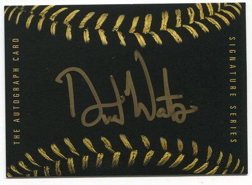 Black Baseball - Drew Waters