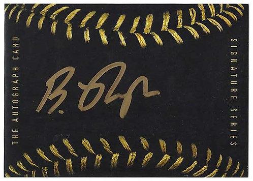 Black Baseball - Bubba Thompson