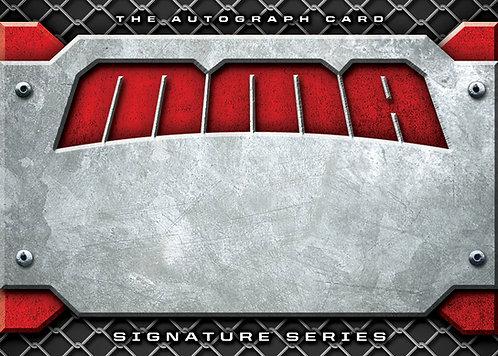 Bonus MMA Card