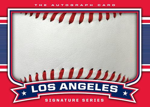 Los Angeles (A) - Baseball