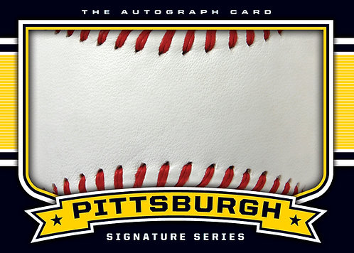 Bonus CS Pittsburgh Baseball