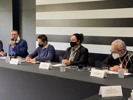 Vitor Lippi participa de encontro com Prefeitos para lançar o programa 'Sudoeste +10'