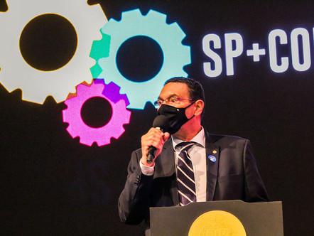 Vitor Lippi comemora o lançamento do SP+Consórcios que vai fortalecer parcerias em todo o estado