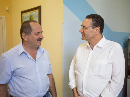 Vitor Lippi envia recursos para a compra de duas ambulâncias