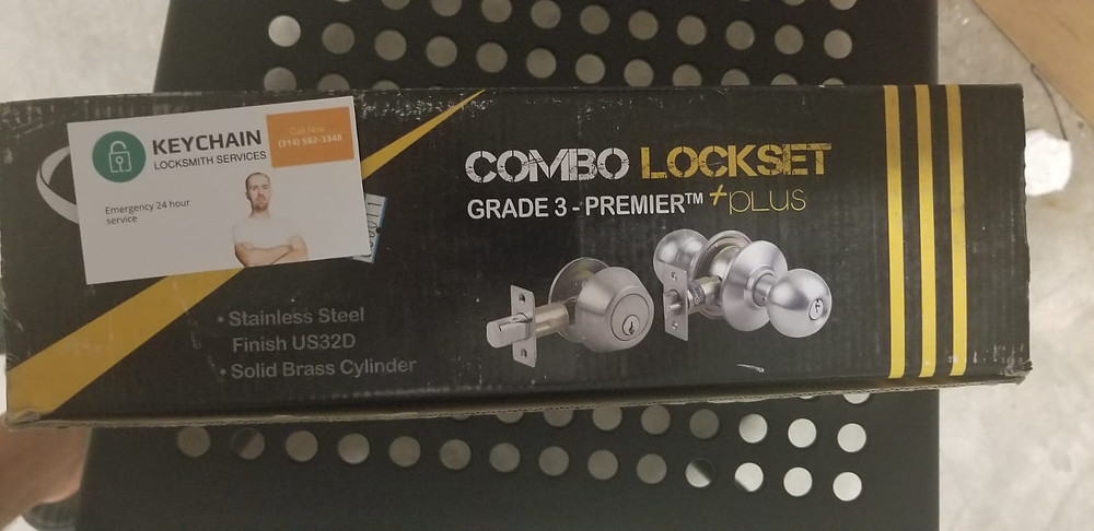 we have a wide variety of security grade combo sets