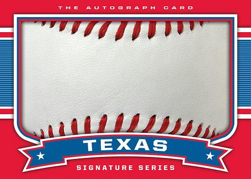 Bonus CS Texas Baseball
