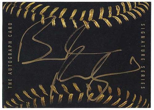 Black Baseball - Brandon Rodgers