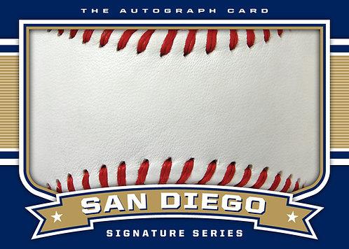 Bonus CS San Diego Baseball