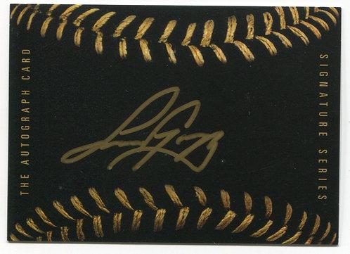 Black Baseball - Luis Gonzalez