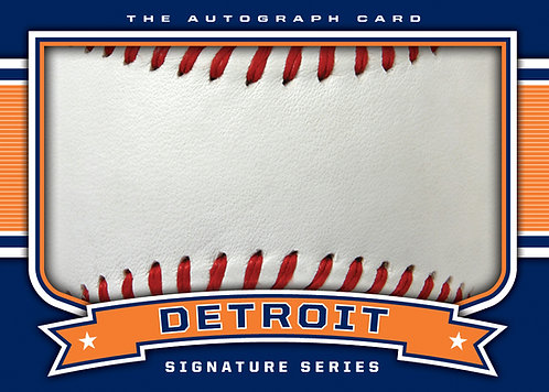 Bonus CS Detroit Baseball