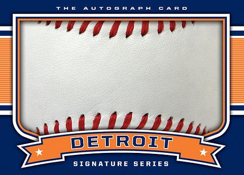 Detroit - Baseball