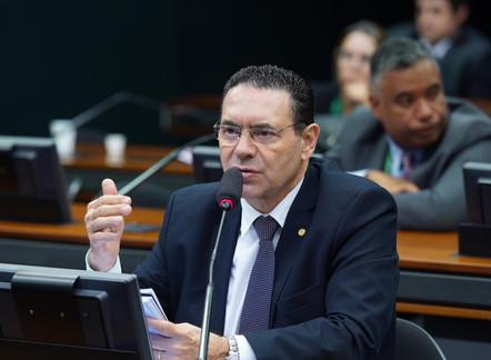 O deputado federal Vitor Lippi comemorou a conquista de R$ 4 milhões para Araçoiaba da Serra