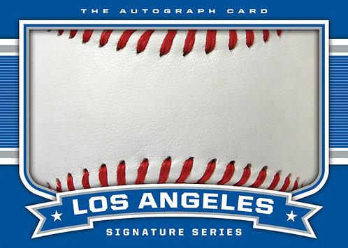 Bonus CS Los Angleles (N) Baseball