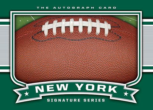New York (A) - Football