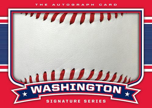 TEST Washington - Baseball