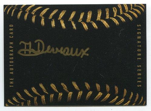 Black Baseball - Trent Deveaux