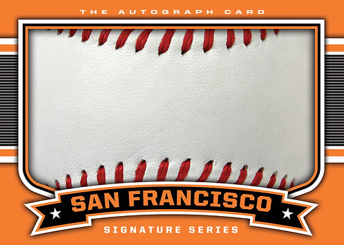 Bonus CS San Francisco Baseball