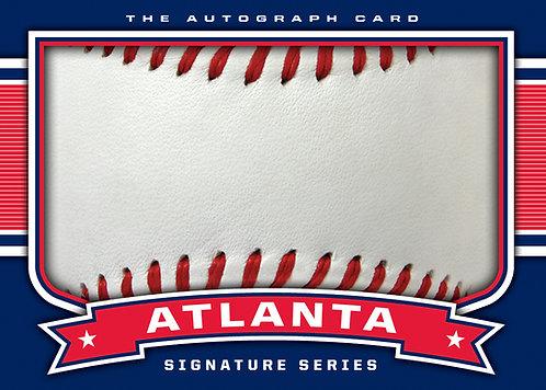Bonus CS Atlanta Baseball