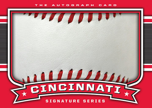 Bonus CS Cincinnati Baseball