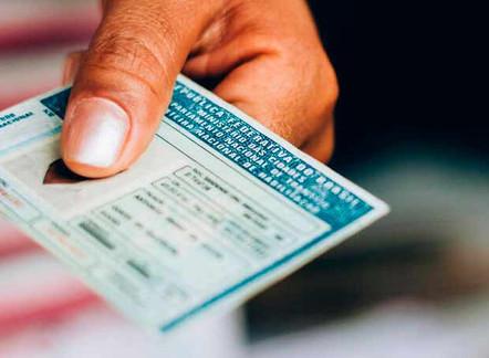 Câmara aprova aumento do prazo de validade da CNH