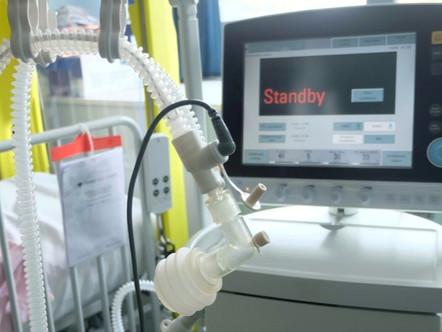 Rede coordenada pelo SENAI devolve a hospitais mais de 1 mil respiradores pulmonares