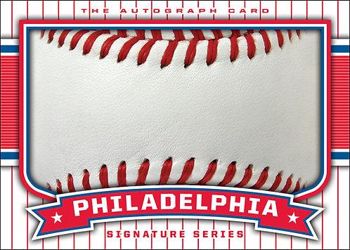 Philadelphia - Baseball