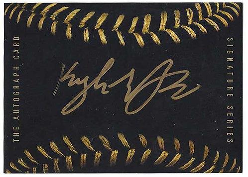Black Baseball - Kyle Tucker
