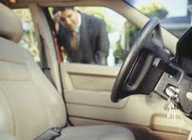 locked keys in the car