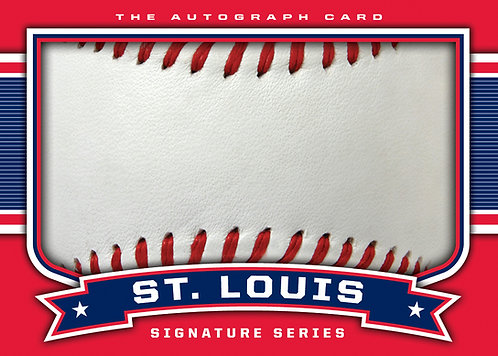 Bonus CS St. Louis Baseball