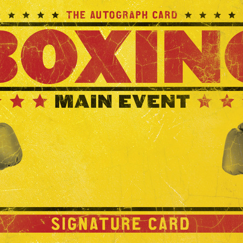 theautographcard com blank signature cards for collecting