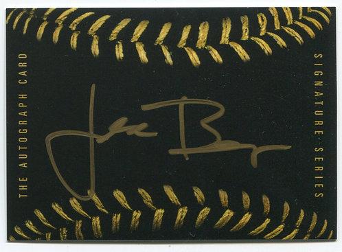 Black Baseball - Jake Burger
