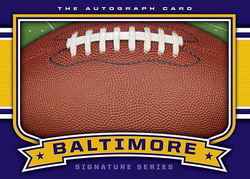 Baltimore - Football