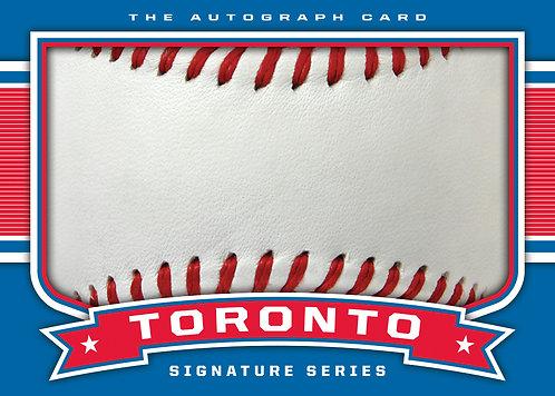 Bonus CS Toronto Baseball