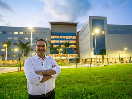 Vitor Lippi inaugura o novo hospital regional de Sorocaba