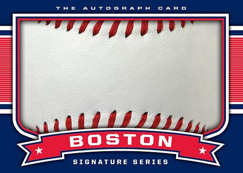 Bonus CS Boston Baseball